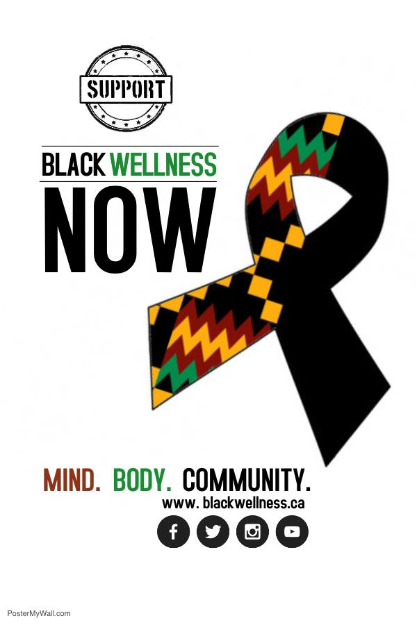 black_wellness_poster